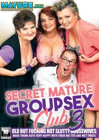 Secret Mature Groupsex Club 03